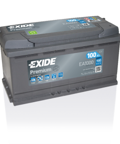 Exide Premium 100Ah EA 1000