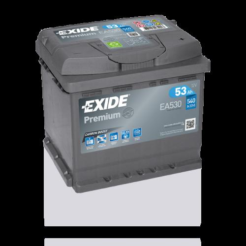 Exide Premium 53Ah EA530
