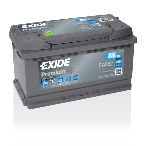 Exide Premium 85Ah EA852