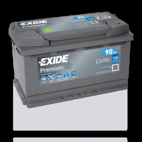 Exide Premium 90Ah EA900