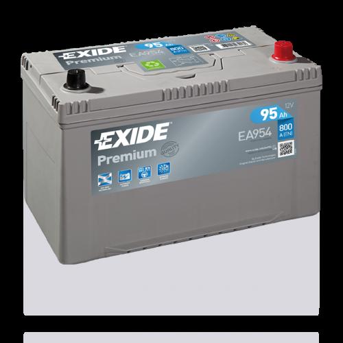 Exide Premium 95Ah EA 954