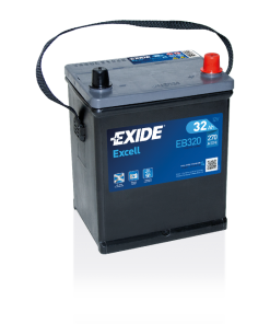 Exide Excell 32 Ah EB320