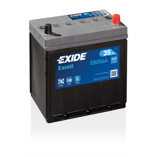 Exide Excell 35 Ah EB356