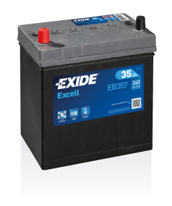Exide Excell 35 Ah EB357
