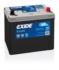 Exide Excell 60 Ah EB604