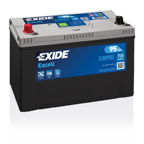 Exide Excell 95 Ah EB955