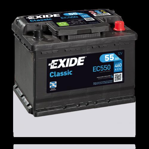 Exide Classic 55 Ah EC550