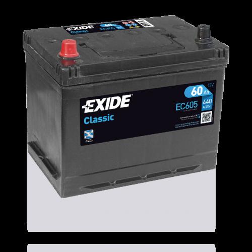 Exide Classic 60 Ah EC605