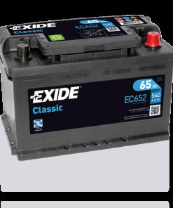 Exide Classic 65 Ah EC652