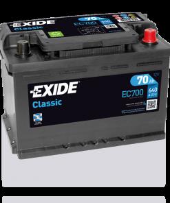 Exide Classic 70 Ah EC700