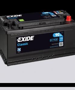 Exide 90 Ah EC900