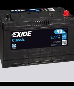 Exide Classic 90 Ah EC904