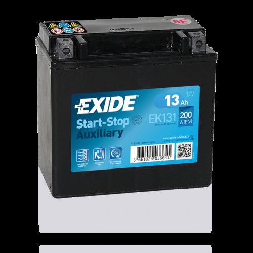 Exide 13 Ah EK131 Start Stop