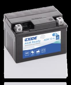 AGM 12-4 Battery
