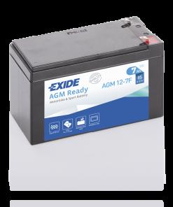 AGM12-7F Battery