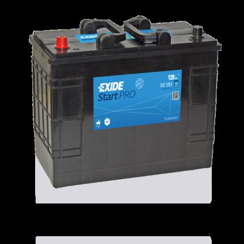 Exide EG1251 Battery
