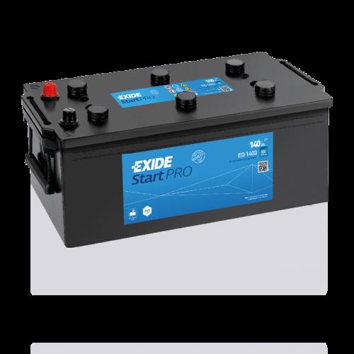 Exide EG1403 Battery