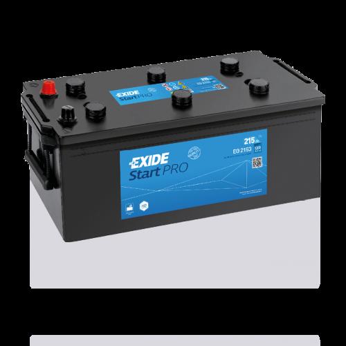 Exide EG2153 Battery