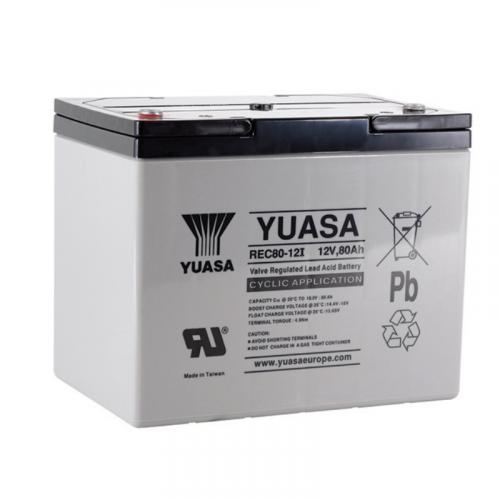 Yuasa Mobility REC80-12